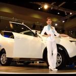 SUV Babe - Nissan Juke