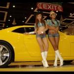 The Cowgirls - Chevy Camaro