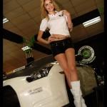 Russian Babe - Nissan GTR