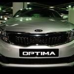 All New Kia Optima