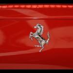 The Red Premium Ferrari