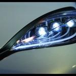 Hyundai Concept Car Front Light