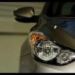 Hyundai Avante Front View