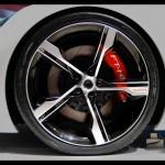 Toyota Hybrid Sports FT-HS Wheel Rim