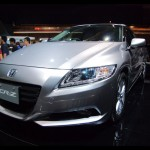 Honda Hybrid CRZ Side View
