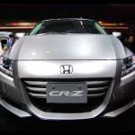 Honda Hybrid CRZ Front View