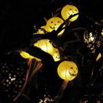 Paper Jack-o'-lantern